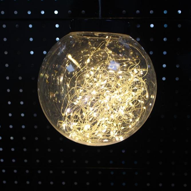 المنزل العلامة التجارية شيك في الهواء الطلق مهرجان الملونة سلك النحاس led ضوء سلسلة ، سلسلة led ضوء