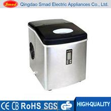 uso en el hogar de escritorio eléctrico mini cubo de hielo fabricante de precio