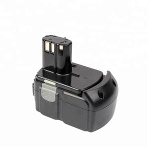 Compatible avec Plusieurs Modèles 18 V 4Ah Lithium Outil Électrique Batterie De Remplacement Li-ion pour C18DLP4 DH18DLX