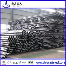 API ASTM A53 Tubos de acero sin soldadura para gas,oil y agua