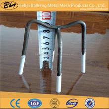 fabricante de espaciador de plástico corrugado/barras de acero inoxidable silla