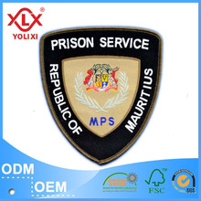 Garment insignia tejida, tarjeta de identificación, insignias militares