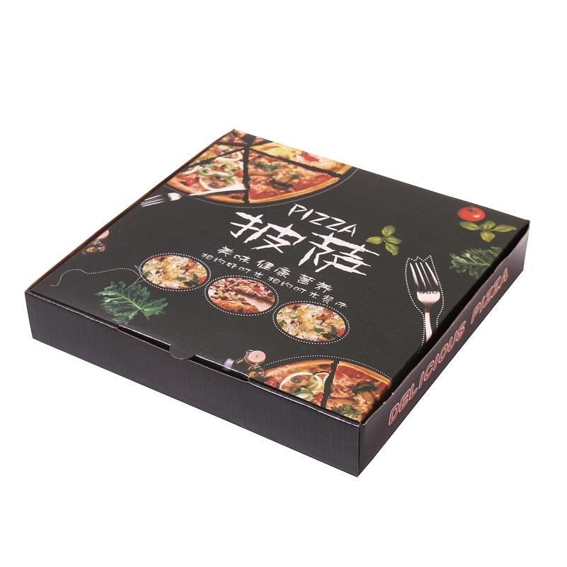 Мотоцикл Доставка пиццы коробка гофрированная бумага