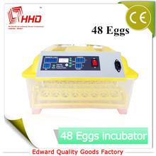incubadora 2014 más nuevo CE aprobó la oferta 132 codornices huevo