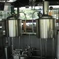 equipo de cerveceria e elementos para un bar o pub