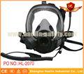 panorámica de goma máscara respiratoria