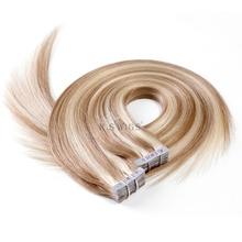 高品質ファッション 女性用桂卸し値 チープ強力両面テープエクステン 100%人毛ウィッグ 一番売れているウィッグ