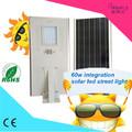 nuevos productos calientes para 2015 precio la luz solar de la calle del fabricante de la lámpara solar china