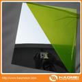 Espejo de chapa de aluminio para tablero de la pared con buen precio