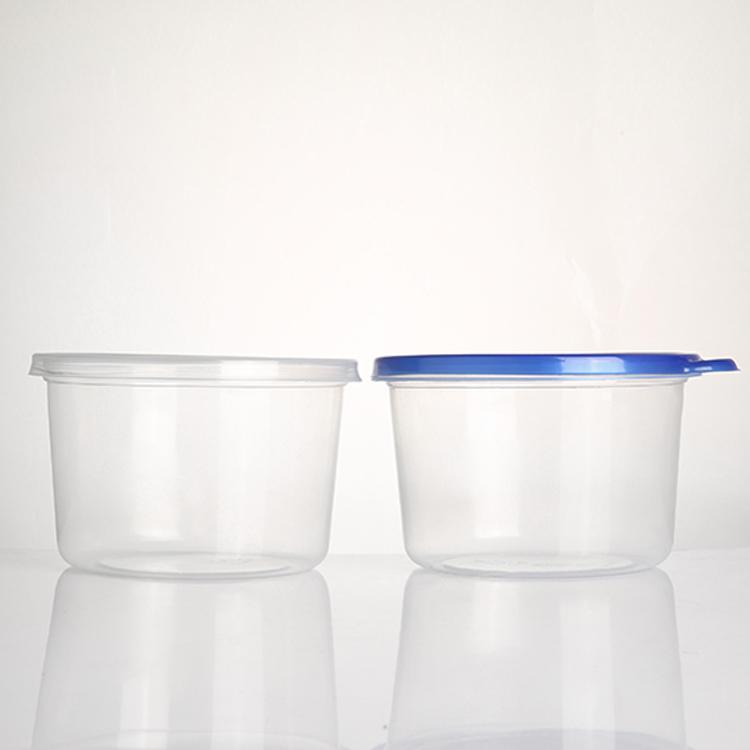 Chaofan Tek Kullanımlık plastik gıda kabı Ve yemek kabı Ayırıcı Ile
