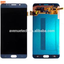 Для samsung note5 ЖК дисплей мобильного телефона S Оригинальный сенсорный экран