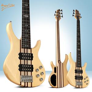 Rifornimento della fabbrica ideatore 5 string natural jazz bass/bass guitar musica jazz