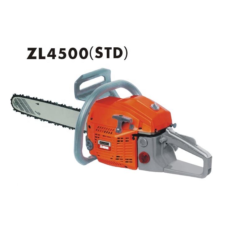 ZL4500 STD Essence 4500 tronçonneuse tronçonneuse 45cc