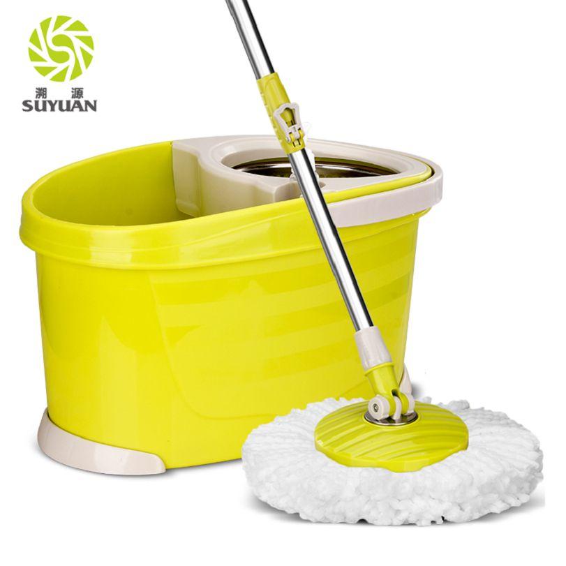 New clean 층 통 극 마이크로 화이버의 셔닐 실 홈 청소 mop set