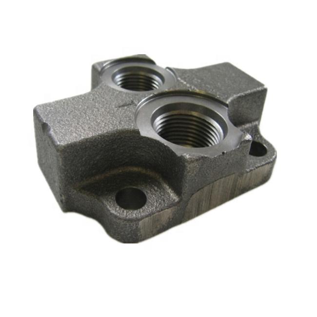 Дуктильное железо TS16949 Литье песка