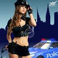sexy cosplay policía lencería barato de China