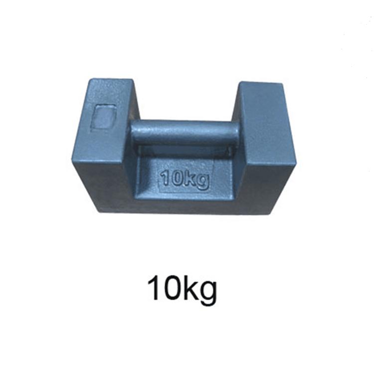 OIML M1 10 kg 20 kg 500 kg ascensor de hierro fundido crane contrapeso