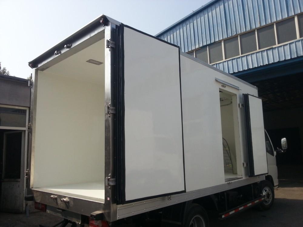 2015 Hot Sell Fecho Furgao Cargo Van Body Refrigerated