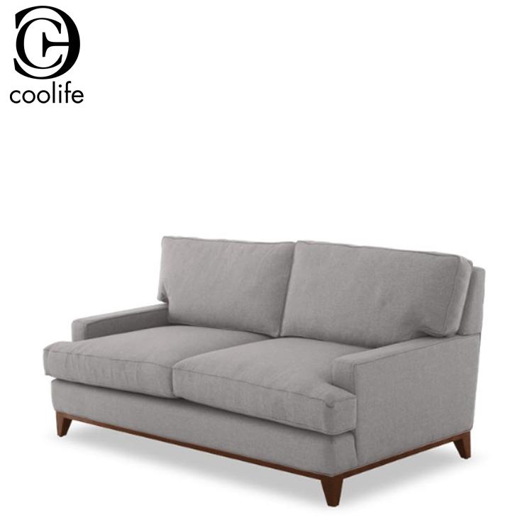 Frenche Стиль Современный Королевский dfs loveseat ткань диван