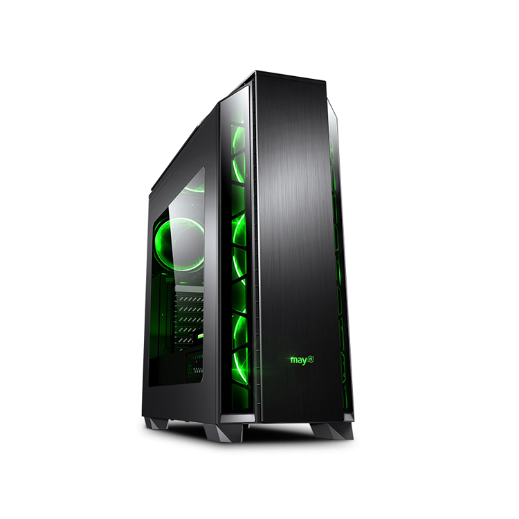 Ningmei Familie Gaming Desktop PC Core i7 8700/GTX1060 Computer Set Desktop