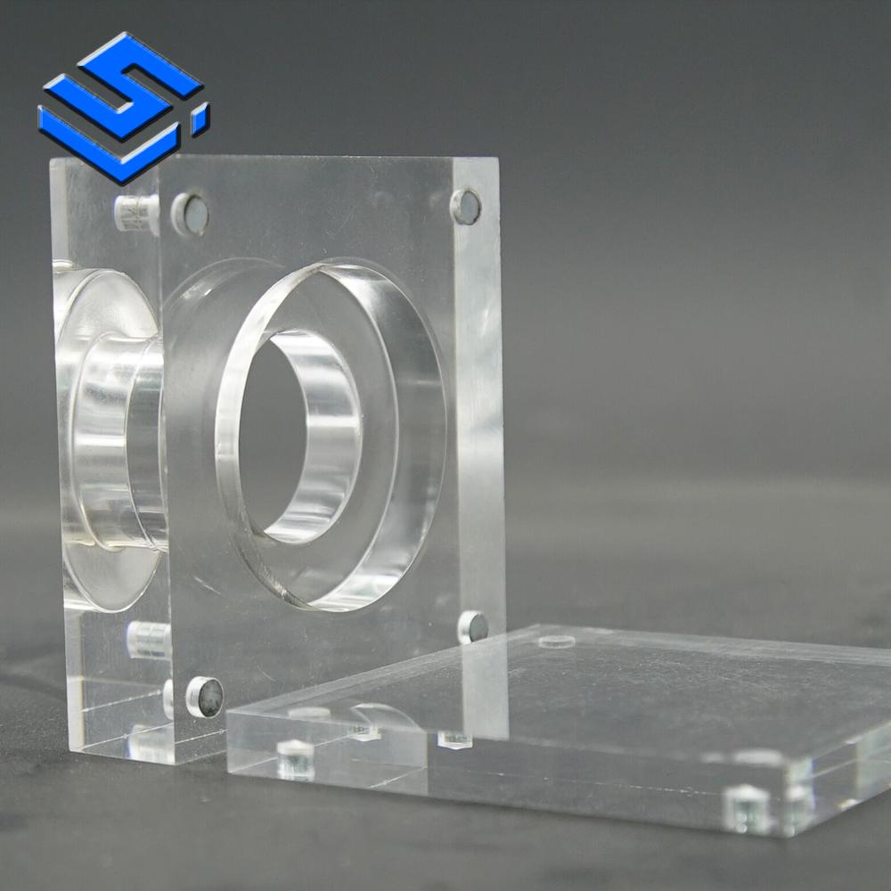 Китай поставщик оптовая продажа водонепроницаемый esd итальянский односторонний акриловый зеркало пластиковый лист 1 м / акрилов