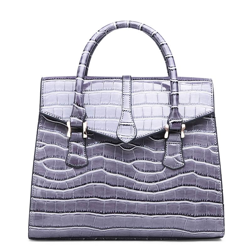 Kanal kreuz damen bunte niedlich schulter leder handtaschen frau taschen für shopping