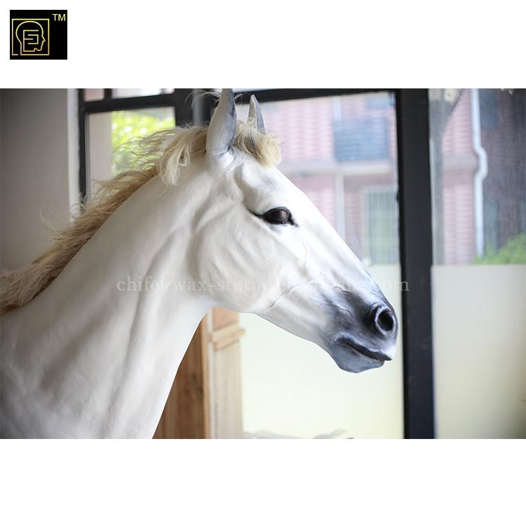 Angepasst Pferd Modell Leben Größe Pferd Mannequin für Verkauf