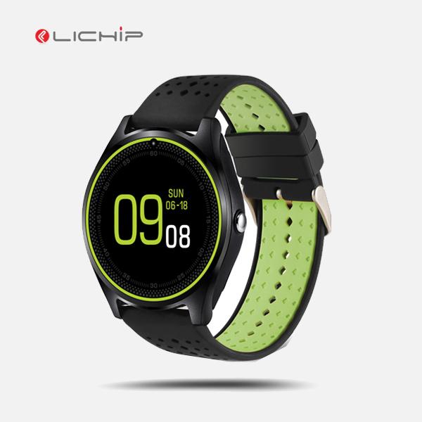 Android double carte sim smartwatch gv18 gvo8 gv08 GV08s montre smart watch connect avec téléphone blu