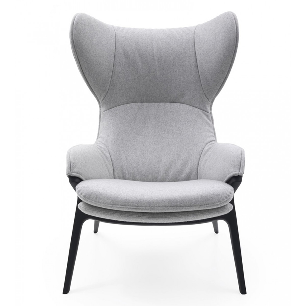 Moderno para habitación clásico Cassina P22 Silla de salón tantra silla