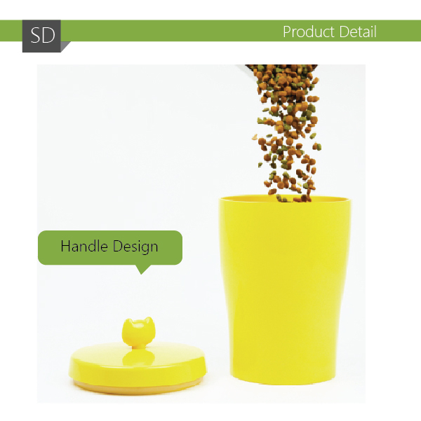 Fashion Small Green Container