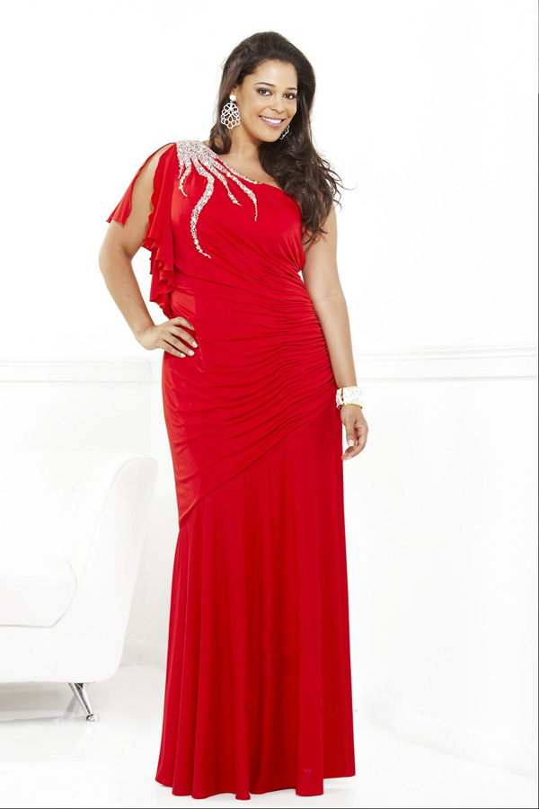 Evening dress for fat ladies – Dress best style form
