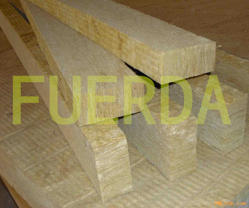 Fireproof And Heat Insulation Rock Wool Strip With High