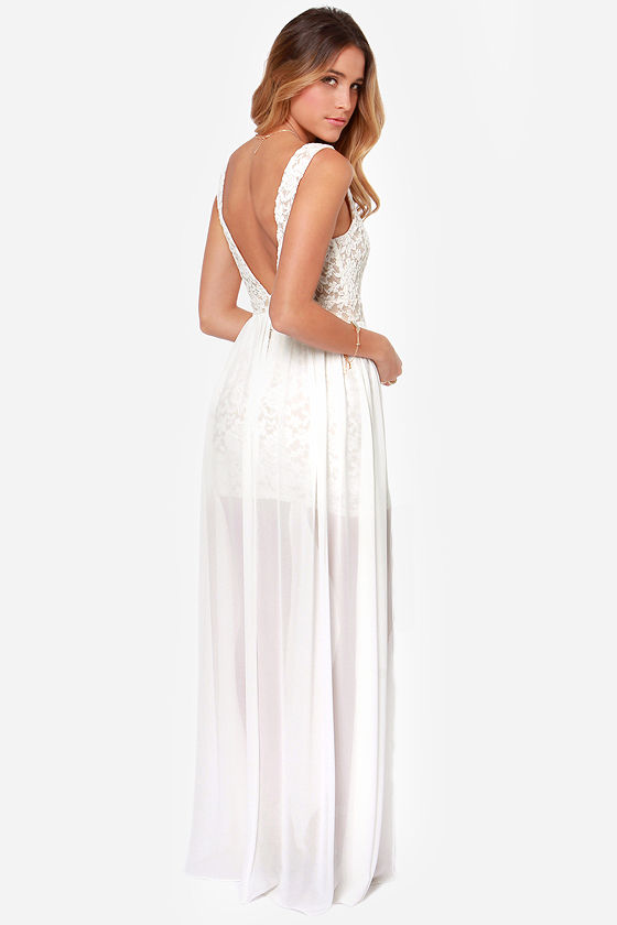 Lastest design summer dress make way for wonderful ivory for Brand name wedding dresses
