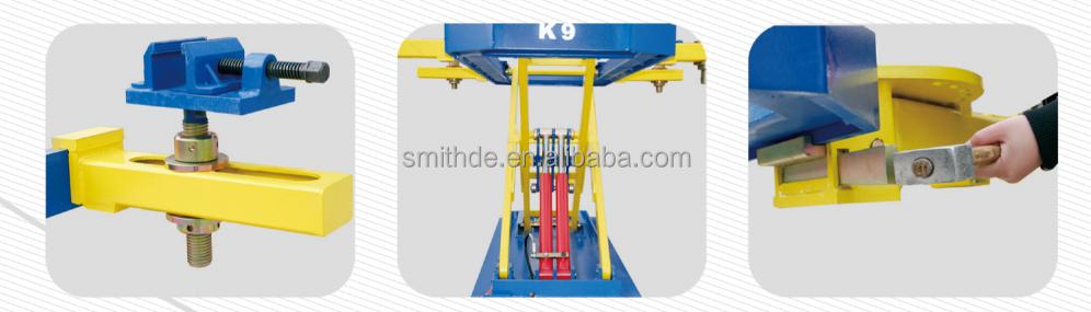 K9 Body Shop Frame Repair Machine/vehicle Body Repair Bench /dent ...
