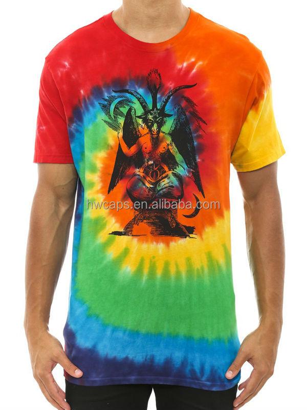 Fashion design you own oversized t shirt wholesale men tie for T shirt design wholesale