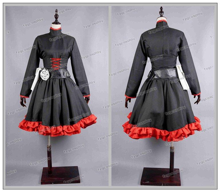 Ruby Rose Rwby Dress Trailer of Rwby--ruby Rose