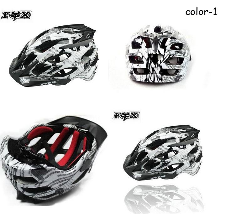 Велосипедный шлем FOX  BJJ042201
