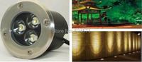 Уличная встраиваемая лампа AJ CE & RoHS IP68 9w 2