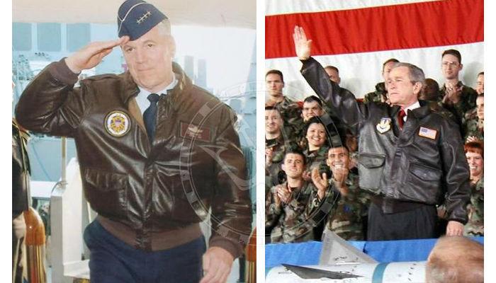 Usaf Leather Flight Jacket - My Jacket