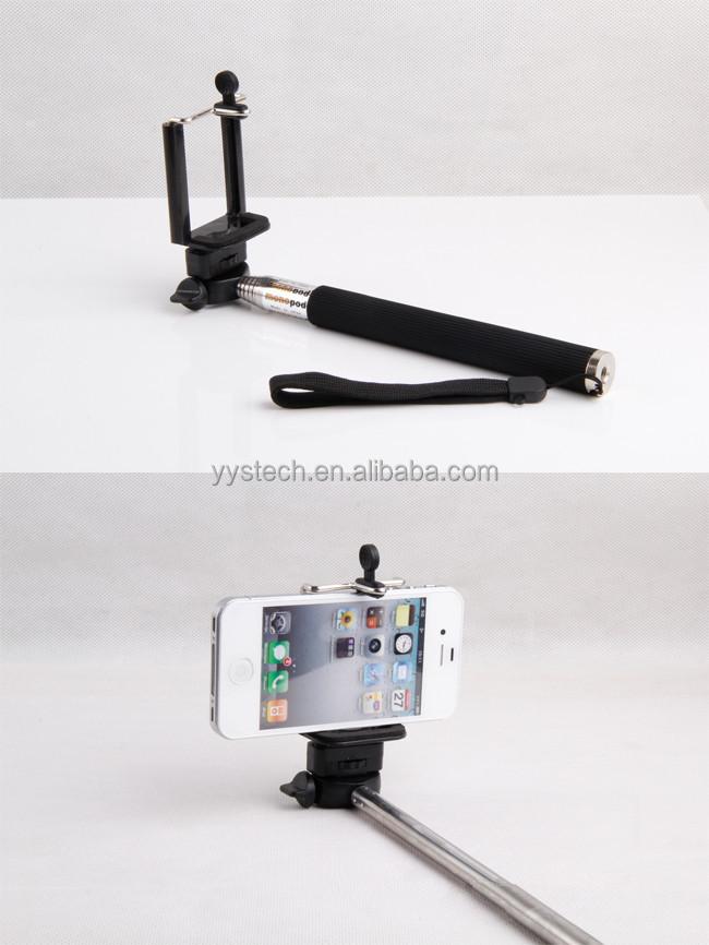 2014 selfie stick extendable handheld selfie stick monopod for ipad on sale buy 2014 selfie. Black Bedroom Furniture Sets. Home Design Ideas