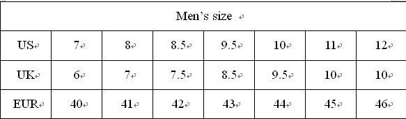 Мужские кроссовки CLF