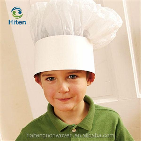 Сделать колпак повара из бумаги своими руками
