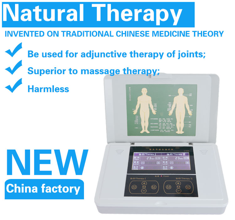 electrode machine physical therapy