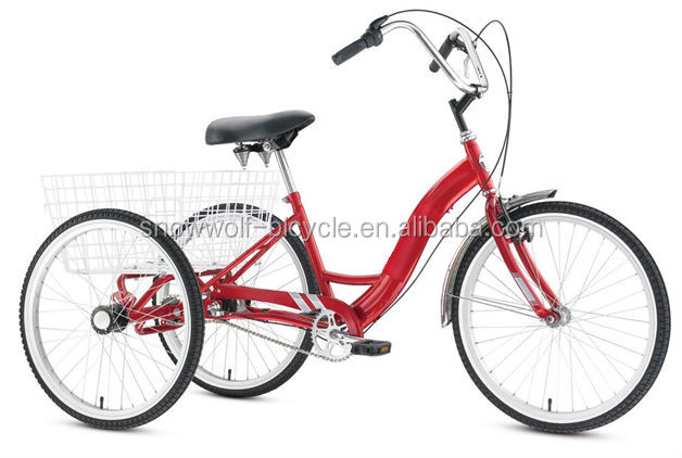 3 wheel bicycle for adults