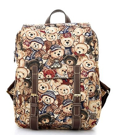 Рюкзак Danny Bear  DB8377-3