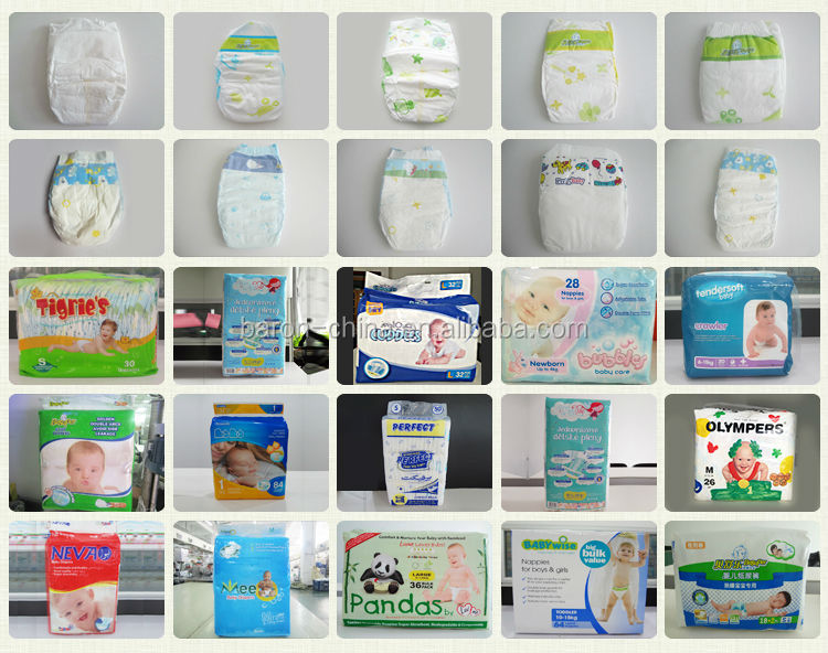 2014 New Brand Comfortable Good Quality Disposable Diaper ...