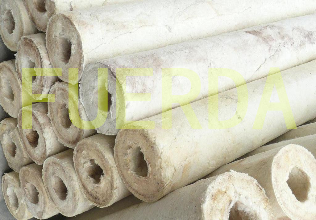 Best thermal insulation material aluminum silicate pipe