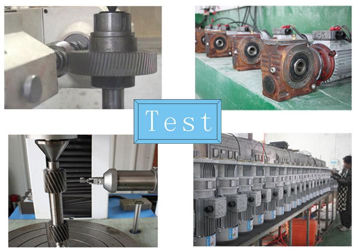 helical gearmotor cycloidal gearing arrangement custom gear motor