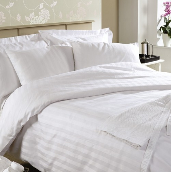 Stripe Bed Sheets ...