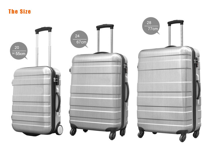Polo trolley primark luggage abs pc luggage carry on suitcase buy primark luggage primark